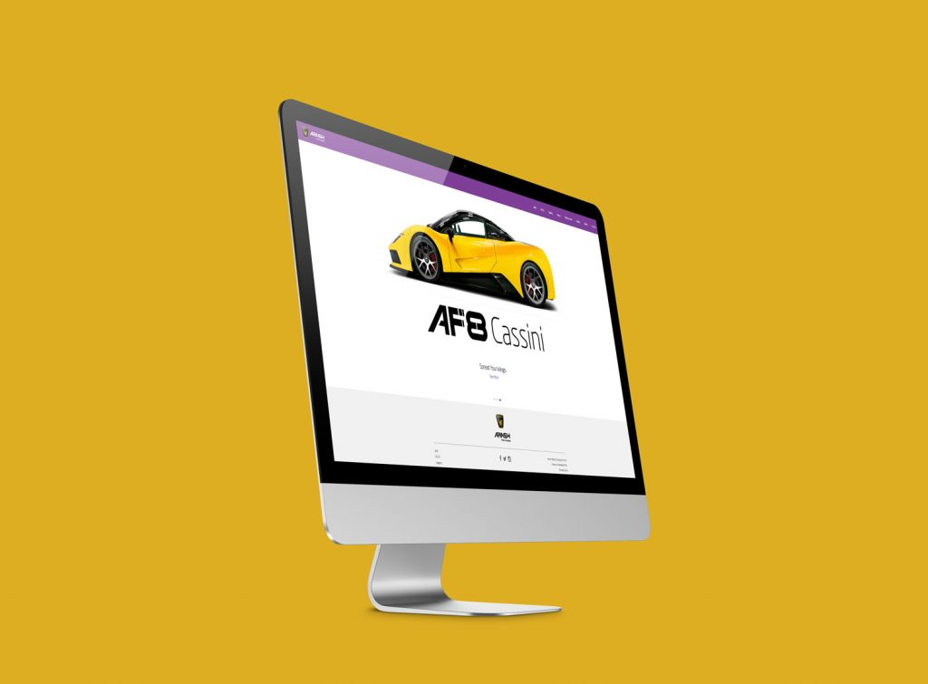 Arash motor company website