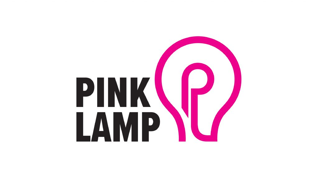 The new Pink Lamp identity